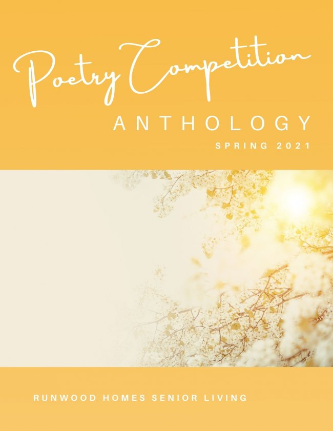 Poetry Anthology - Runwood Homes Spring Poetry Competition, 2021